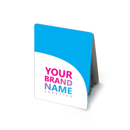 Your Brand Map Sleeve Cover