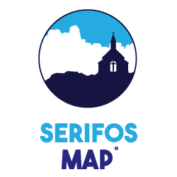 Serifos Map – by MasterFold S.A Λογότυπο